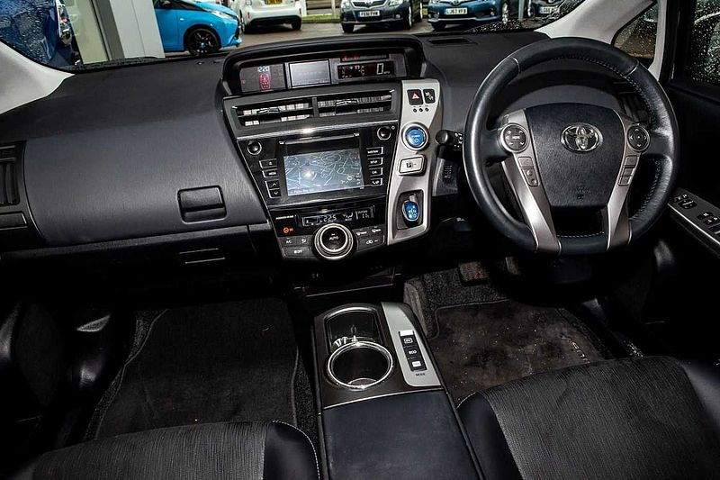 Toyota 7 Seat Prius + 1.8 VVT-i Excel 5-Dr